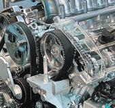 Авто ремень генератора без ГУР 5PK 875 Dongil (Ю. Корея) 96144932