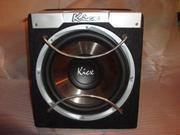 Продам активный сабвуфер Kics ICQ - 300 BA б/у.