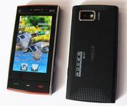 Nokia X6 XpressMusic (2 активные сим карты, ТВ,  JAVA,  МР3,