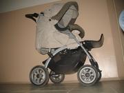 Прогулочная коляска Chicco Tech 6 WD