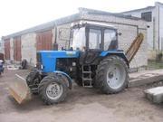 Услуги трактора по земляным работам. Услуги трактора по земляным работ