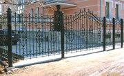 Металлические ворота и заборы Мариуполь