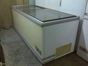 Продам морозильные камеры лари б/у