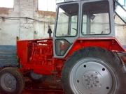 трактор ЮМЗ 6КЛ с двигателем СМД 15
