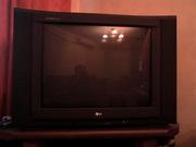 Продам ЭЛТ телевизор б/у 29 диагональ LG CF-29C 44TM.