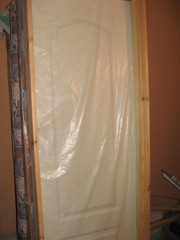 дверь мдф, белая под покраску