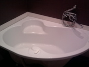 ванна угловая cersanit адрия+экран
