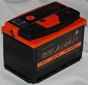 Аккумуляторы ТМ Gelaman 3-5 лет гарантии.