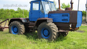 трактор Т-150,