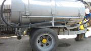 бочку ЗЖВ -3.2 для воды  на шасси