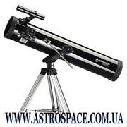 Телескоп рефлектор для начинающих Bresser Venus 76 AZ