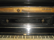 Пианино,  1896 года,  Шредер.
