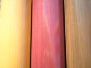 ПВХ-поручень с деревянной структурой по цене от 7, 5 $ за метр.