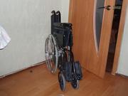 складная легкая инвалидная коляска