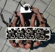 Продаётся б/у головка двигателя opel vectra 1.6.