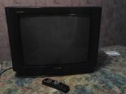 продам б/у телевизор Samsung,  недорого