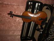 Продается старинная мастеровая скрипка 066-5552765