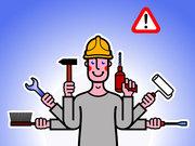 сантехник.электрик.строительные работы.гарантия качества.донецк.макеев