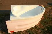 Продам акриловую ванну 150х100 SANPLAST (Польша) новая