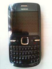 Продам nokia C3 (не китай) в отличном состоянии,  дешего! есть wi-fi