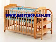 Детская кровать-трансформер Geoby LMY624