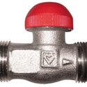 HERZ-TS-90-V,  без соединения ДУ  ½ Код: 1773767