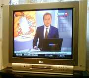 Продам телевизор LG  21 FLATRON