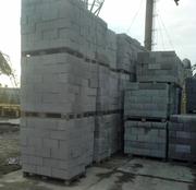 Продам шлакоблок,  бетонит М-75,  М-100. Производство в Донецке