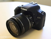 Canon 500D + 18-55mm ( 4 тысячи снимков )+Карта памяти 16GB