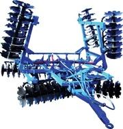 БДВ-3 (БДВ-7)Борона дисковая тяжелая - землеобрабатывающее оборудовани