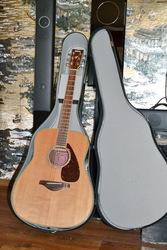 Продам или обменяю акустическую гитару Yamaha FG-730S