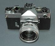 Фотоаппарат YASHICA J-5(Japan)