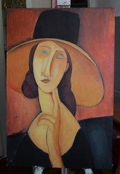 Копия Amadeo Modigliani