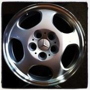 Колесные диски 16 (OEM 210 401 13 02) бу от Mercedes W210