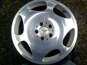 продам диски литые R17 Mercedes Segin Wheels