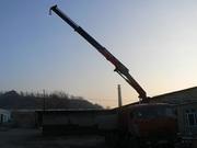 Услуги крана-манипулятора по Донецку.