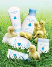 Линия «Live Clean BABY»  для ухода за кожей малыша