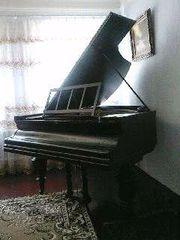 Продам недорого черный рояль 1856г,  Mühlbach, с.Петербург, 380950149567