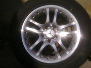 Продам колеса диски Mercedes R16 5X112 резина летняя Nokian 225/60