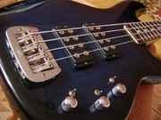 Бас-гитара G&L L-2000 + Чехол