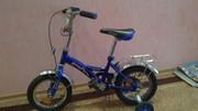 Детский велосипед Sport Prof 1,  в хорошем состоянии