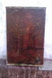Продам картину 17-18 век