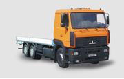 Предлагаем грузовики,  автобусы Минского автомобильного завода