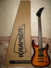 Продам Kramer Striker Custom S-424CR (1900 грн)