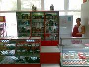 Витрина,  кассовый столик шкафы для магазина  - продам мебель бу Донецк