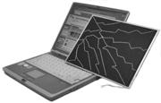 Замена/установка экрана (матрицы,  LCD Screen) ноутбука,  нетбука,  планш