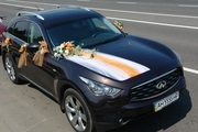Авто на свадьбу Infiniti fx