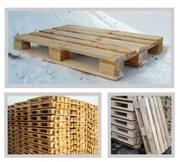 деревянные европоддоны