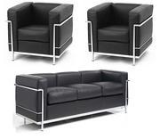Офисные диваны (кожаные или под заказ)