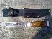 Туристический нож Танто ручная работа